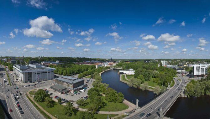 Üritused Tartus | Tartu. Pildi autor Ahto Sooaru