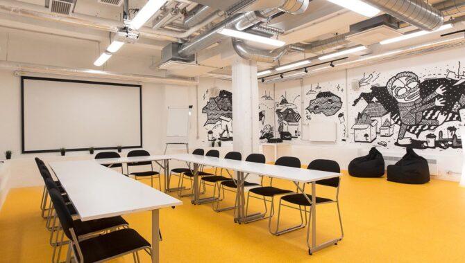 Seminariruum kuni 50le inimesele | Hektor Design Hostel | Tartu