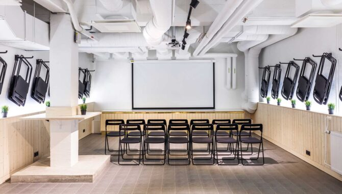Seminariruum Hektor Design Hostelis | Tartu