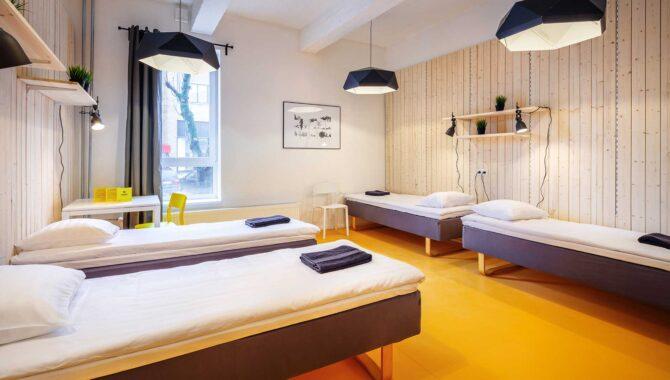 Accommodation Tartu | Hektor Design Hostel rooms