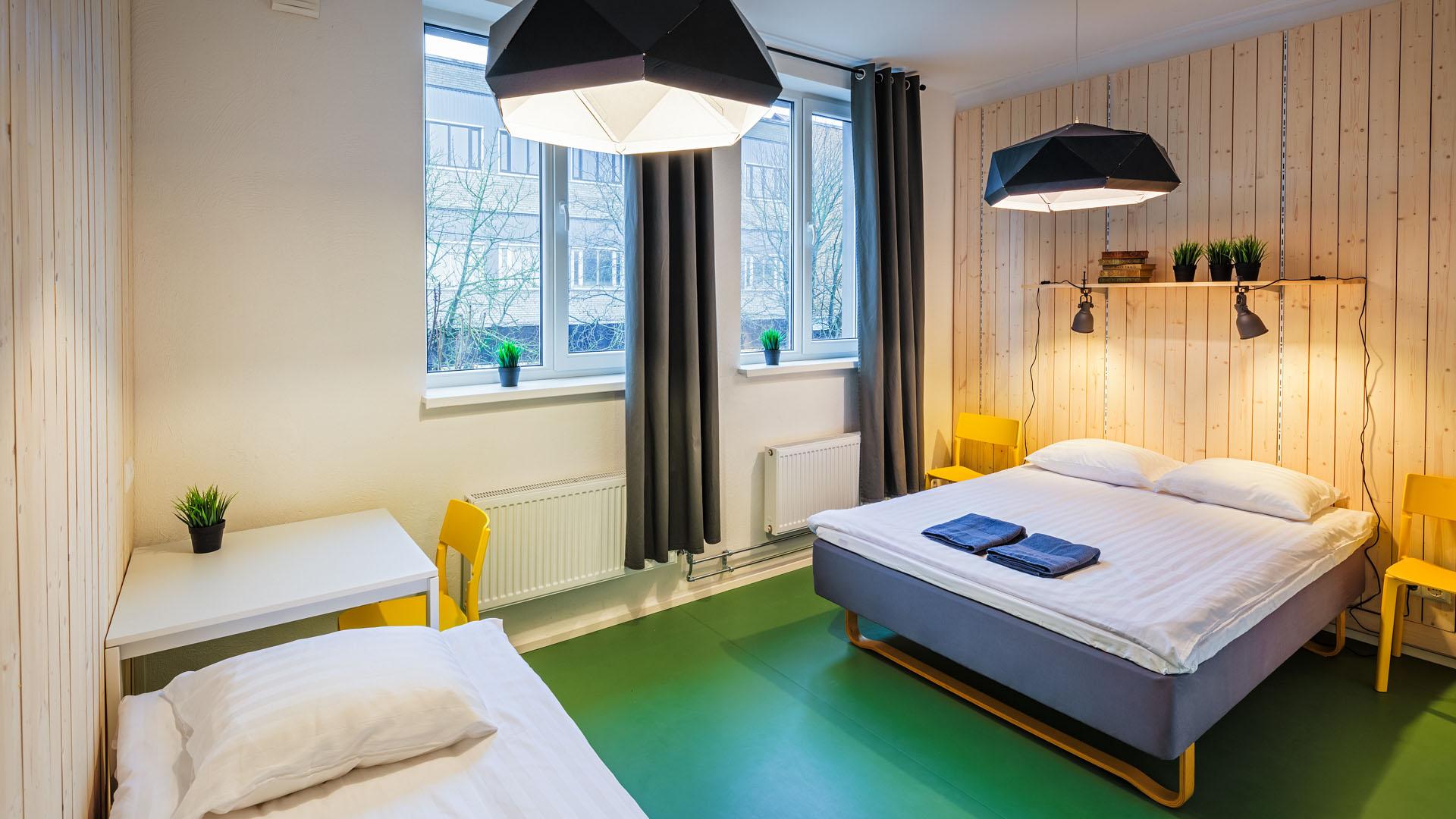 Family room | Tartu Hostel