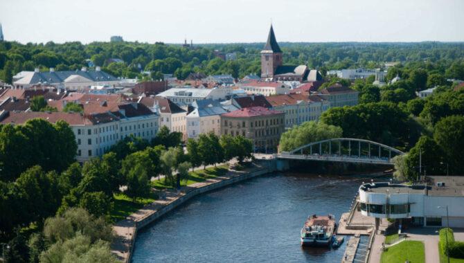 Üritused Tartus | Tartu linn. Pildi autor Liina Laurikainen
