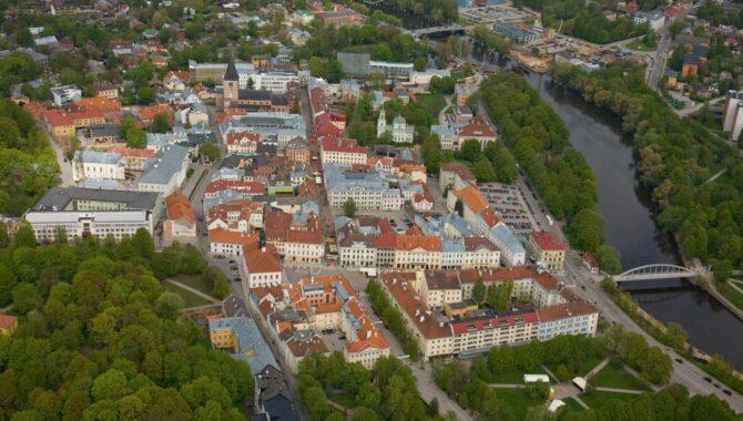 Üritused Tartus | Tartu. Pildi autor Jaak Nilson