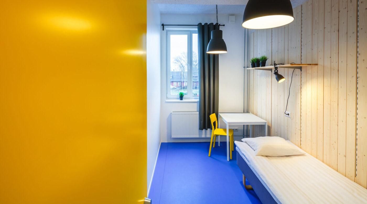 Single Room in Hektor Design Hotel | Tartu